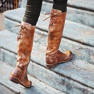 Bed:Stu Manchester Tall Boots